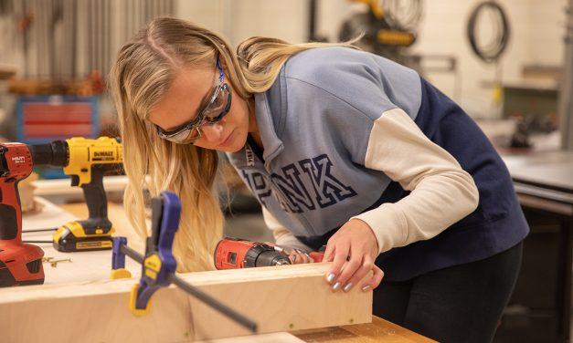 Student Work Benefits Children with Disabilities
